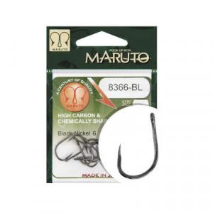 Carlige Maruto 8366-BL, barbless, 10buc