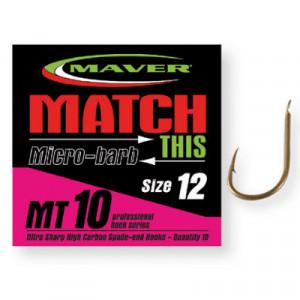 Carlige Maver Match This MT10, 10bc