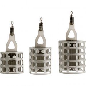Cosulet feeder Trabucco Airteck PRO Match-Cage cu agrafa, marime S