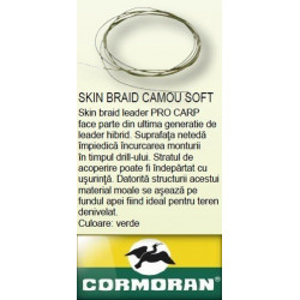 Fir Cormoran ProCarp Skin Braid Soft Camo 10m, 30 lb