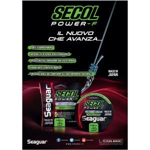 Fir Fluorocarbon Seaguar Secol Power-F 50m Colmic