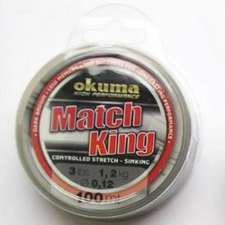 Fir Match King 100m Okuma