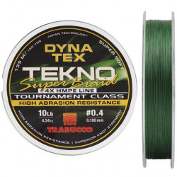 Fir Tekno Super Braid, 135m Trabucco