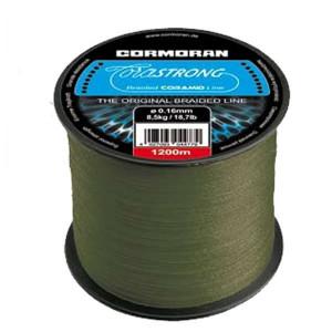Fir textil Cormoran Corastrong, verde, 1200m