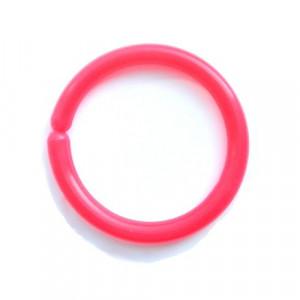 Inel semnalizare fluorescent mare Rosu Arrow
