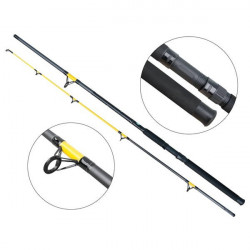 Lanseta Baracuda Catfish Fighter 2.4m, 50-150g, 2 tronsoane