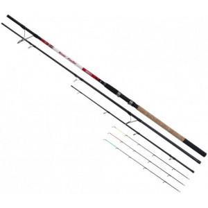 Lanseta Carp Expert River Feeder 3.60m, 120-250g, 3+3buc