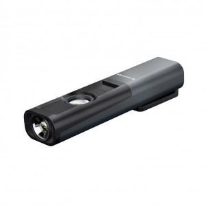 Lanterna Led Lenser iW5R Black, 300 lumeni