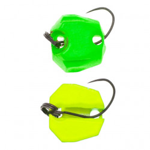 Lingurita oscilanta Neo Style Premium, 04 Green Tea, 1.6g
