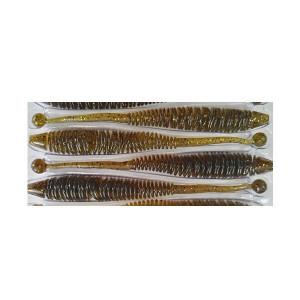 Naluca Evoke Worm Cola 6cm, 12buc/plic Rapture