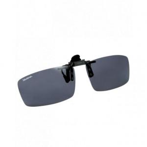 Ochelari polarizati clip-on Daiwa, lentila gri