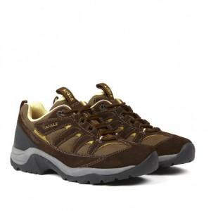 Pantofi Netanya maro Aigle