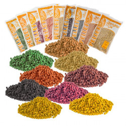 Pelete feeder Benzar Mix, 6mm, 800g