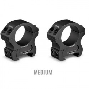 Set inele 25mm luneta Vortex Pro Ring 1 Medium