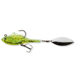 Shad Spintail Mania-S Green Chartreuse 9cm / 35g Cormoran