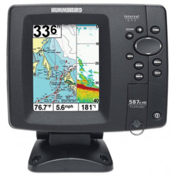 Sonar 587 CXI HD Humminbird