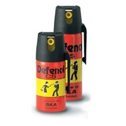 Spray iritant lacrimogen Klever CS 50ml