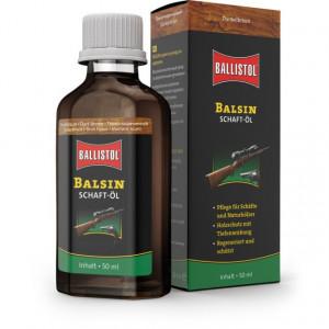 Ulei lemn maro inchis BALSIN 50ml Ballistol