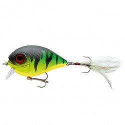 Vobler Belly Dog N Fire Tiger Cormoran 6,8cm/ 24gr