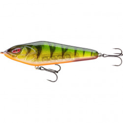 Vobler Daiwa Prorex Lazy Jerk, Gold Perch, 9cm, 18g