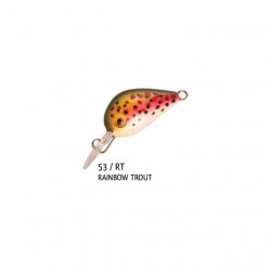 Vobler Pro Hot Buzz Sinking Rainbow Trout 2.5cm, 3g Rapture