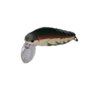 Vobler Shiro Yellow Bee 2.8cm/ 1.8g Nomura