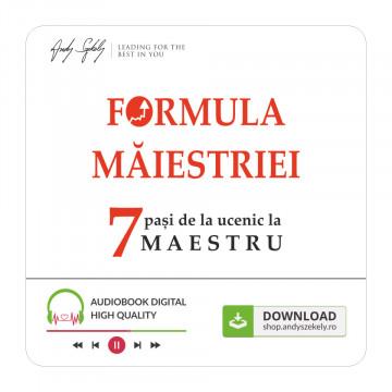 Formula Măiestriei - produs online (MP3)