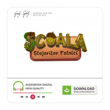 Audio - Școala stejarilor falnici - produs online (MP3)