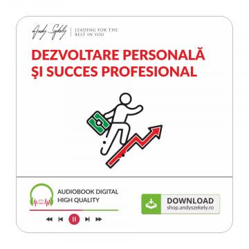 Dezvoltare personala si succes profesional - produs audio online (MP3)
