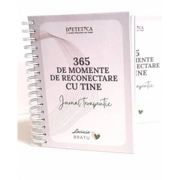 365 de momente de reconectare cu tine - Lavinia Bratu