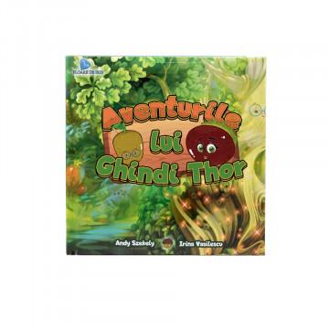 Colecţia viitorii stejari (3 cărți, 3 audio şi carte de colorat)