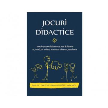 Jocuri didactice - Bianca Gai, Calin Iepure, Razvan Curcubata, Bogdan Vaida