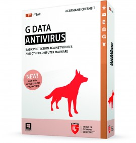 Poze G Data Antivirus Licenta Electronica 1 PC - 1 An (Renewal)