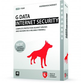 Poze G Data Internet Security Licenta Electronica 1 PC - 1 An