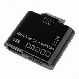 Adaptor OTG 5 in1 CardReader pentru Samsung Galaxy Tab