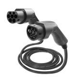 Cablu de incarcare masini electrice conector Type2 la Type2, monofazat, 16A/32A