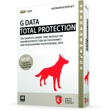 G Data Total Security Licenta Electronica 1PC - 1An