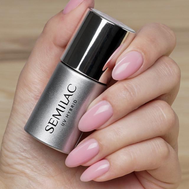 Semilac BB Base Rose 7ml - LaDiosa.pl