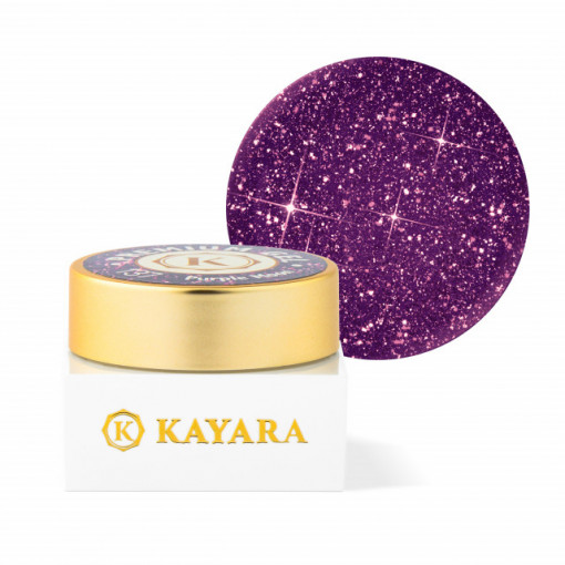 Gel color premium UV/LED Kayara 137 Purple Moon