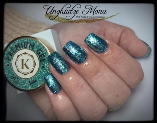 Gel color premium UV/LED Kayara 142 Jade