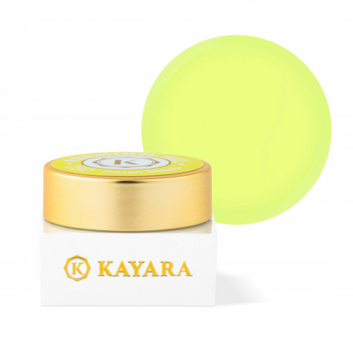 Gel color premium UV/LED Kayara 080 Frozen Banana