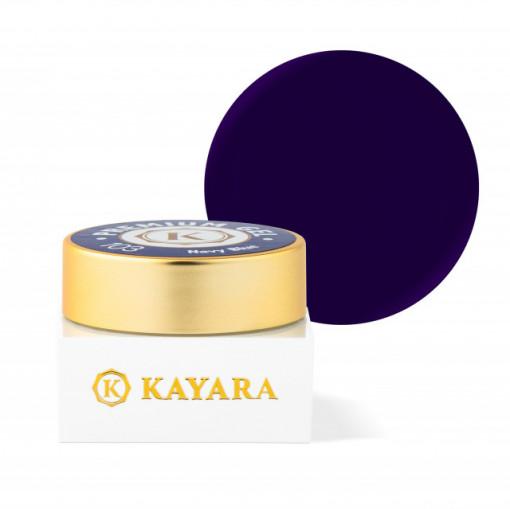 Gel color premium UV/LED Kayara 103 Navy Blue