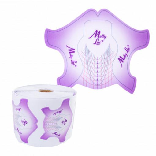 Set 100 sabloane Mollylac Purple