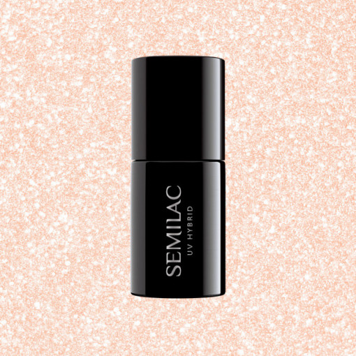 Semilac 577 Bride Shine Together 7ml