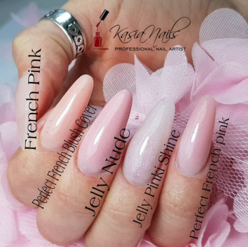 Perfect French Blush Cover 15ml