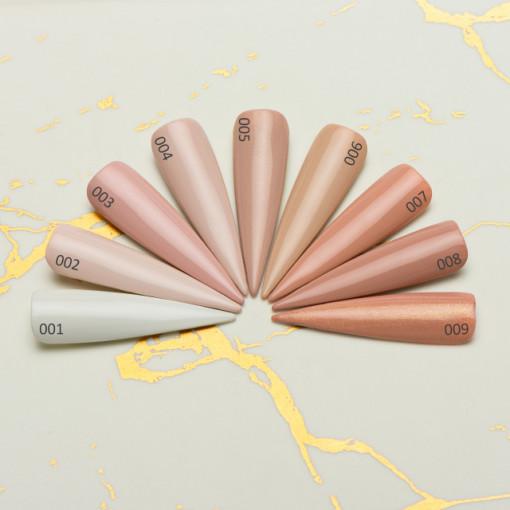 Gel color premium UV/LED Kayara 002 Bridal Pink