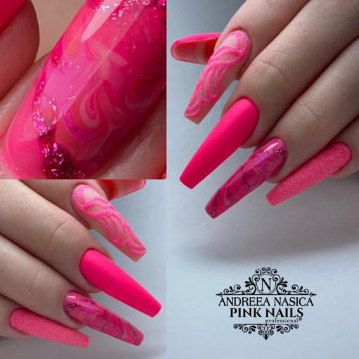 Gel color premium UV/LED Kayara 086 Hot Pink