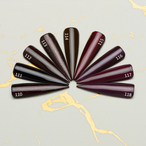 Gel color premium UV/LED Kayara 118 Diva Glow