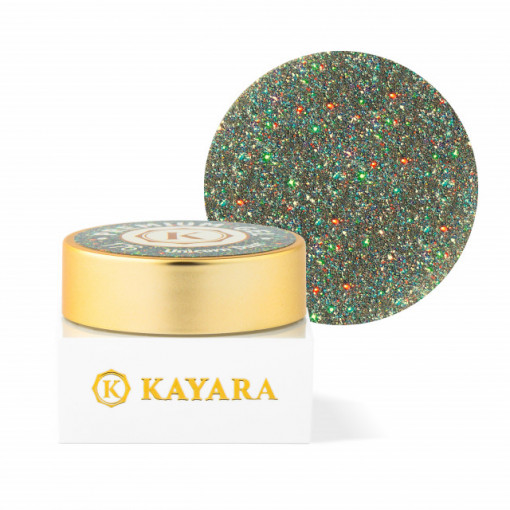 Gel color premium UV/LED Kayara 176 Unicorn Dust