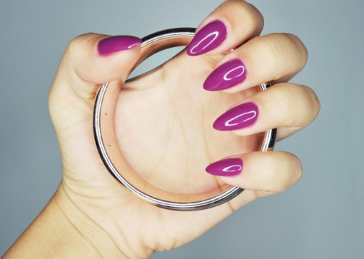 Gel color Semilac 012 Pink Cherry